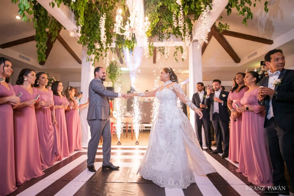 Salones para bodas en Boquete