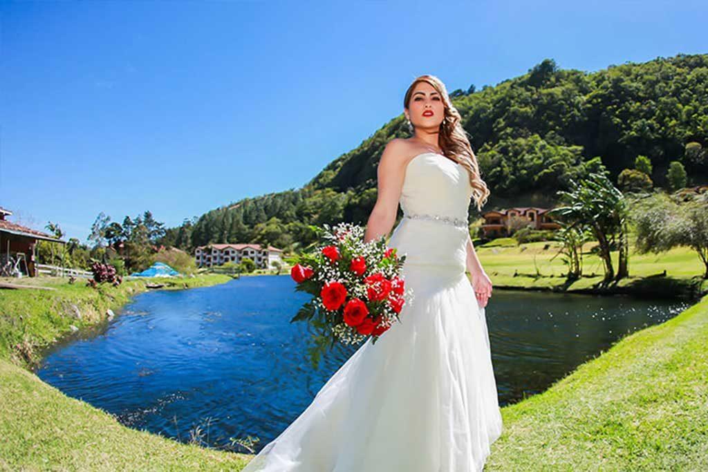 Jardines para bodas en Panama